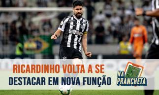 Ceará: como Ricardinho volta a ser decisivo | Episódio #56