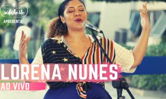 Show da cantora Lorena Nunes | Happy Hour Vida&Arte