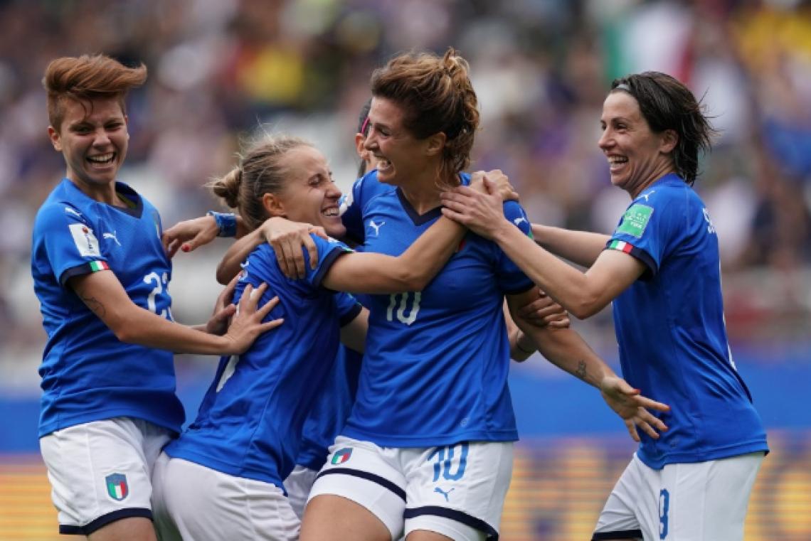 Itália já venceu duas na Copa