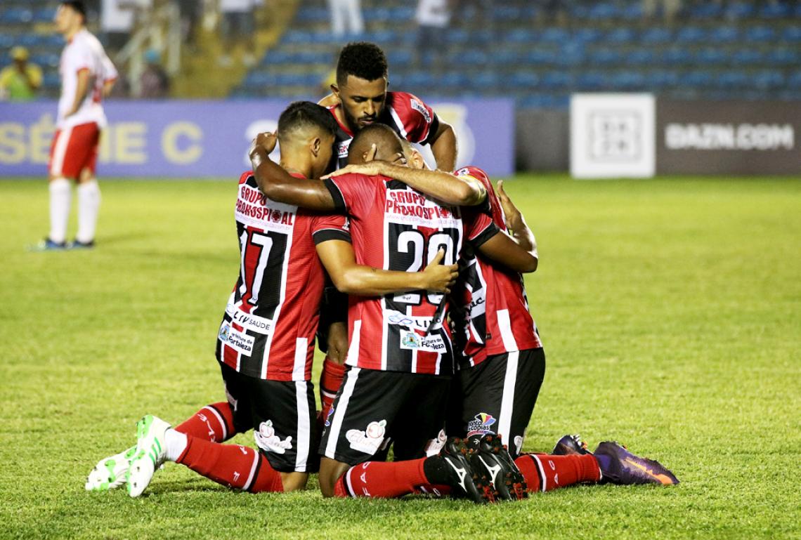 No último sábado, Ferrão emplacou a 6ª vitória na Série C ao bater o Imperatriz no PV.