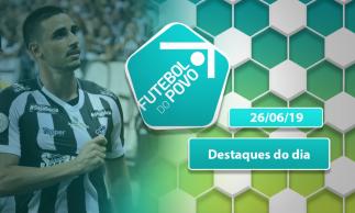 Fortaleza pode perder Marcinho e Ceará mira atacante do Santos | Futebol do POVO