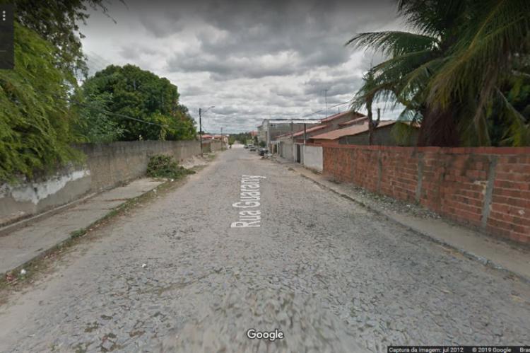 Após termino da nova pavimentação, a Rua Guarany passará a ter sentido único, do Centro à BR-116.