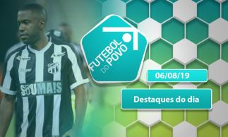 Presidente do Ceará, Robinson de Castro, no Futebol do Povo | Futebol do POVO