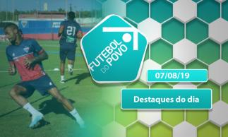 Chapecoense e CSA no caminho do futebol cearense | Futebol do POVO