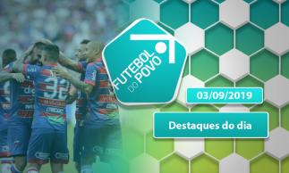 O fim do primeiro turno se aproxima: o que fazer?   Futebol do POVO (03/09/19)