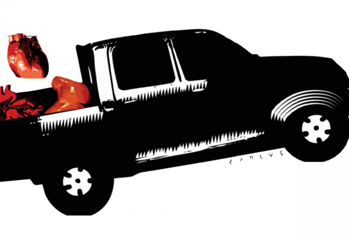 O suposto veículo de cor escura que aterrorizou Fortaleza e Região Metropolitana foi avistado em vários bairros da Capital a cometer crimes como sequestro, tiroteios e até ocultação de cadáver.