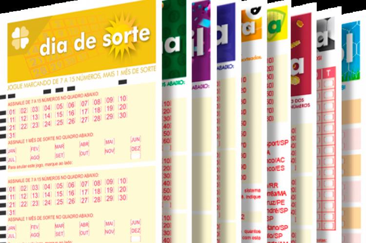 Resultado da loteria Dia de Sorte saiu nesta quinta-feira, 19 de setembro (19/09)