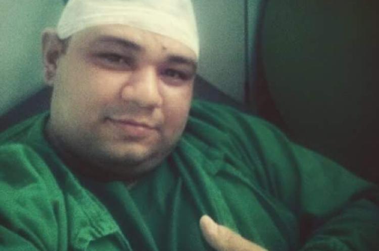 Érico tinha 12 mil seguidores no Instagram, onde postava fotos vestido com trajes hospitalares