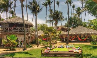 O hotel Vila Kalango, em Jericoacoara, é um dos cinco hotéis a integrar a lista