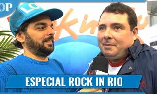 Bernardo Araujo e as memórias da primeira edição do Rock In Rio