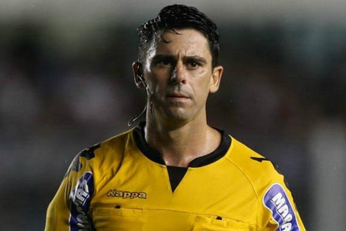 Flávio Rodrigues já comandou jogos dos cearenses na Série A e Copa do Brasil