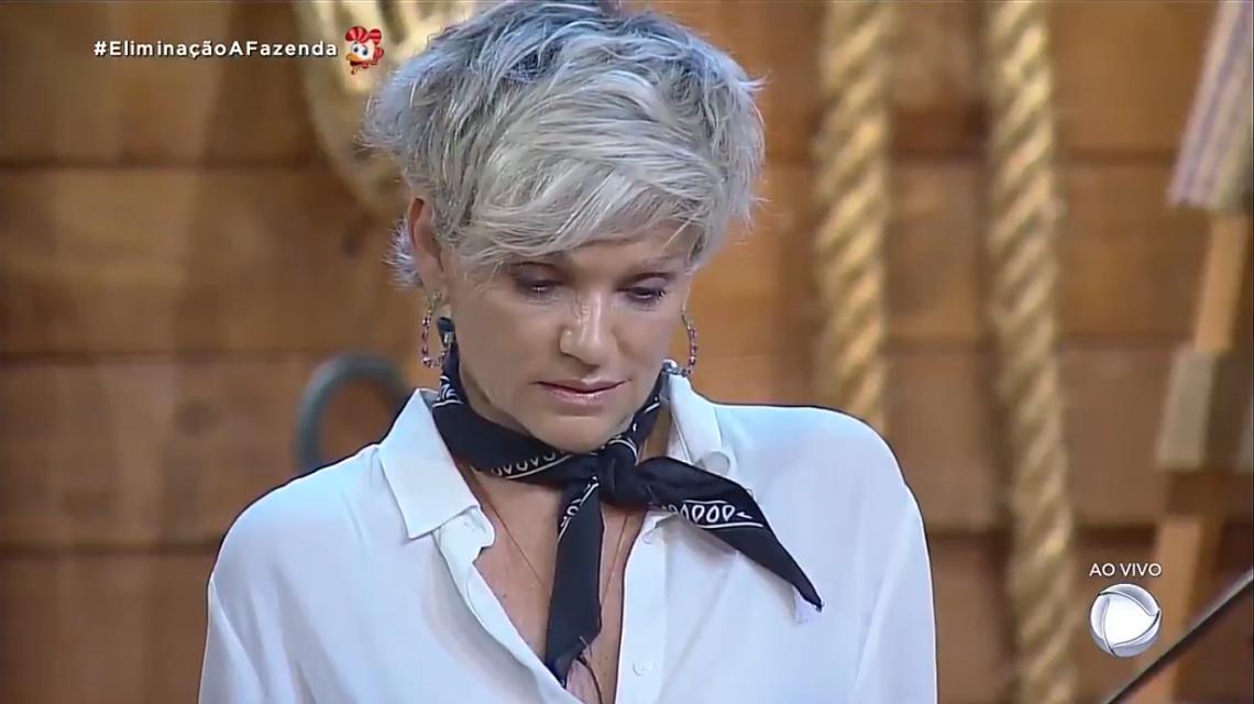 Andréa Nóbrega foi eliminada na sétima roça de A Fazenda 11.
