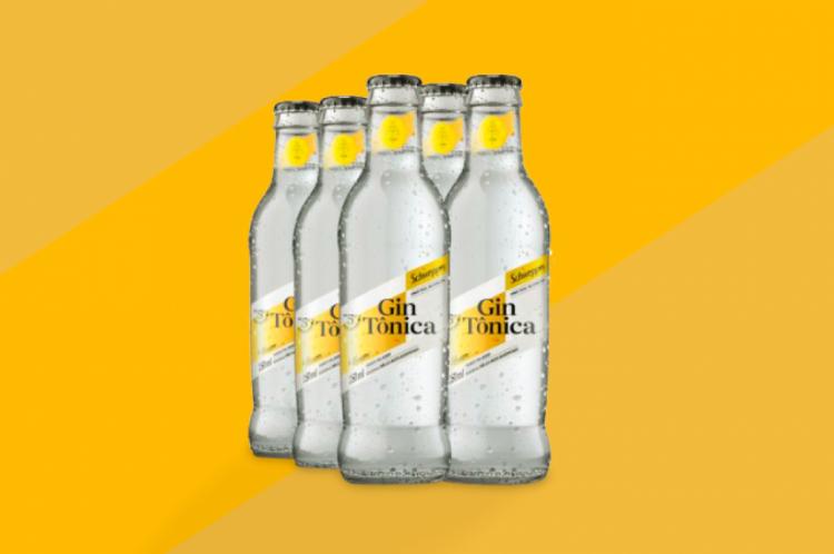 Gin Tônica é um dos sabores do novo produto