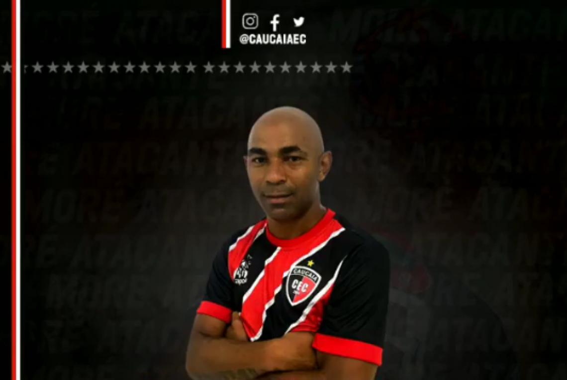 Moré marcou o gol do título da Taça Fares Lopes pelo Caucaia em 2019