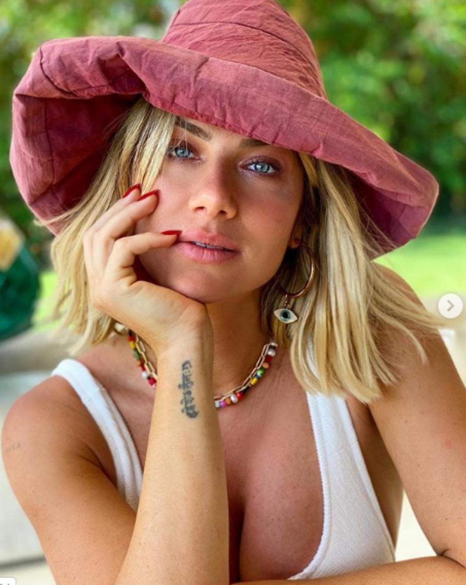 A apresentadora casada com o ator Bruno Gagliasso já é mãe de Titi e Bless