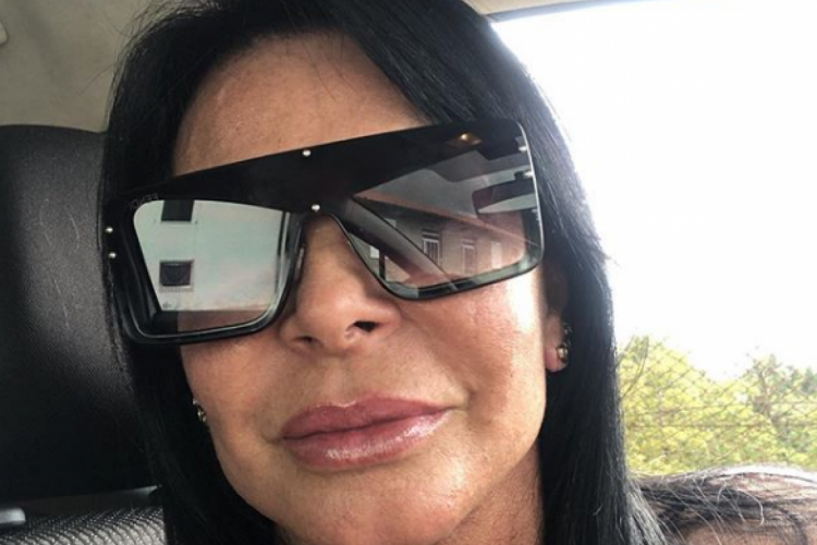 Gretchen se aborreceu após ler comentários deixados na suas redes sociais após publicação em que apresentava o netinho. (Foto: Instagram / mariagretchen)