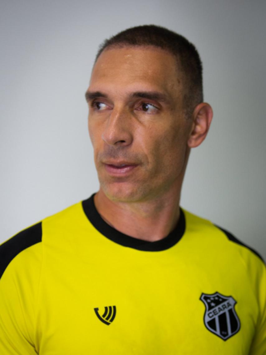 Prass vem do Palmeiras, onde atuou nas últimas seis temporadas.