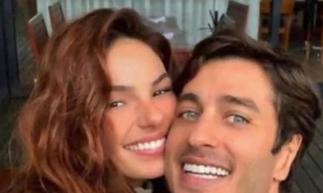 Isis Valverde e o marido, Andre Resende