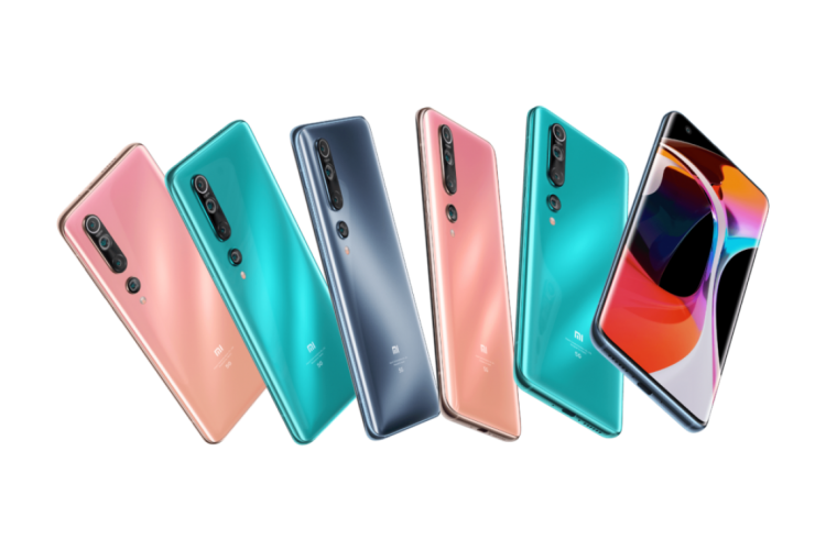 Séries de celulares do Mi 10 terá produção automatizada (Foto: Xiaomi/Divulgação)