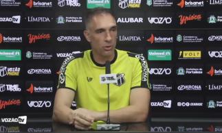 Fernando Prass não poupou críticas ao calendário do futebol brasileiro