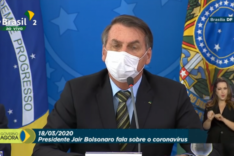 Jair Bolsonaro (Foto: Reprodução/Youtube/TV Brasil)