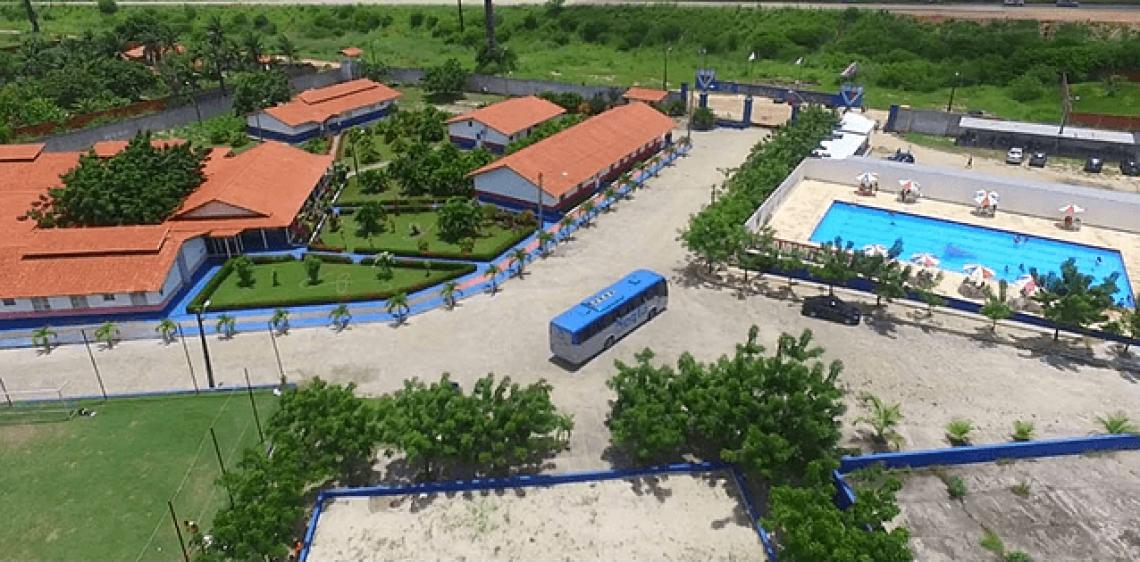 CT Ribamar Bezerra fica localizado em Maracanaú