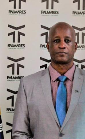 """Sérgio Camargo é presidente da Fundação Cultural Palmares. Ele se envolve com frequência em polêmicas racistas e já disse que o movimento negro é uma """"escória maldita"""""""