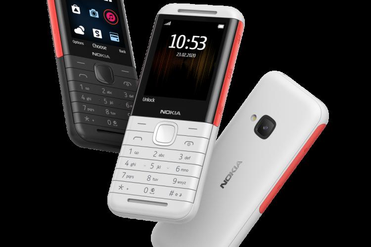 Nokia voltará ao país com aparelhos de entrada e intermediários; marca tem investido no relançamento de modelos clássicos, como o 5310 (Foto: Divulgação/Nokia)