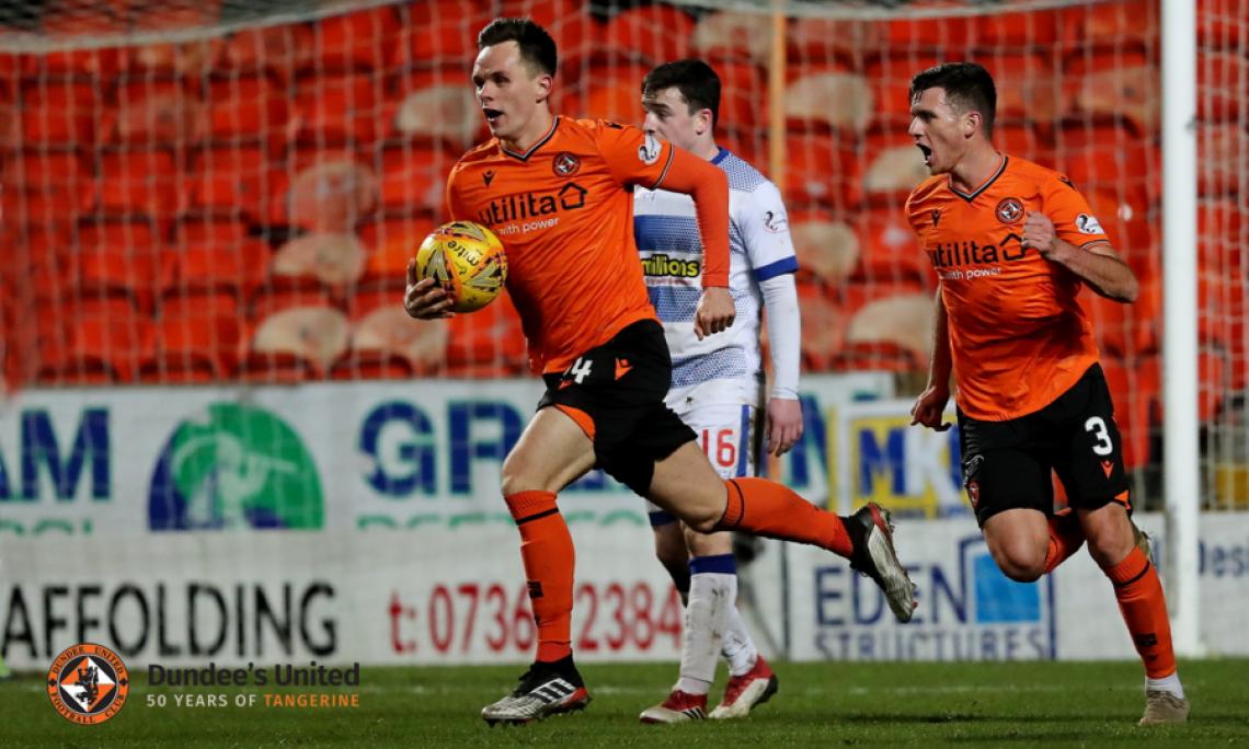 Dundee United, que liderava a segunda divisão com folga, é declarado campeão e retorna para a elite