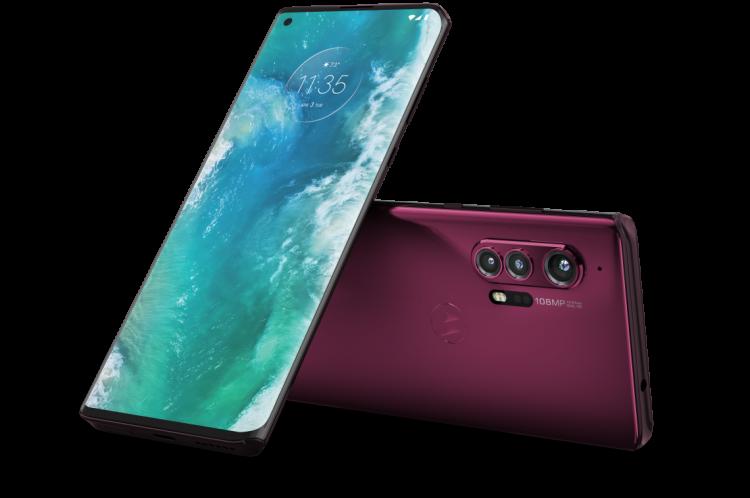 Edge+ é o novo aparelho topo de linha da Motorola; empresa não lançava modelo nessa faixa de preço desde 2017