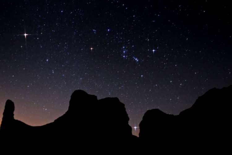 O Valor da Tecnologia mostra o avanço das imagens produzidas por telescópio (Foto: Divulgação)