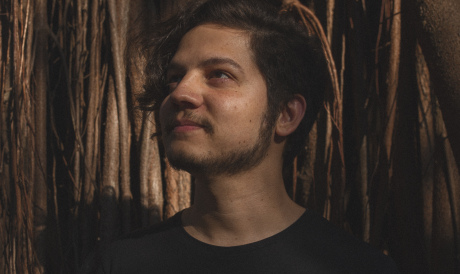Gabriel Aragão é integrante da banda Selvagens à Procura de Lei