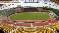 Estádio Roberto Santos, no bairro Pituaçu, em Salvador