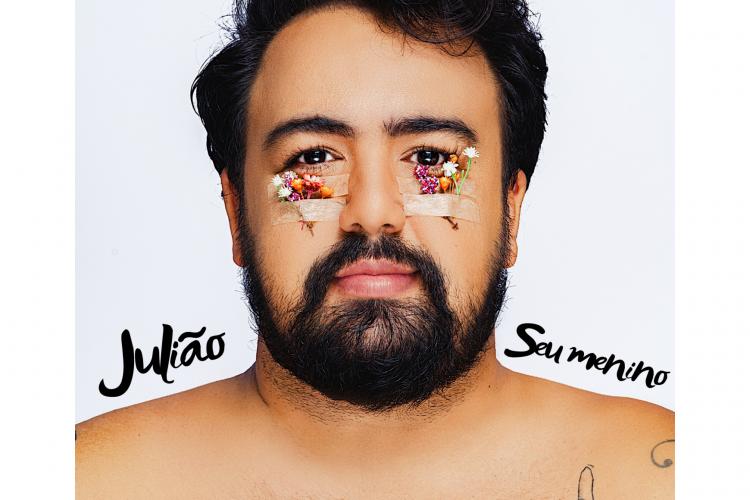 Capa do single Seu Menino (Foto: Jeferson Gurgel / divulgação)