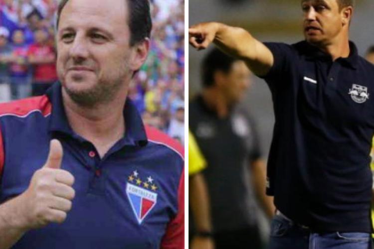Duelo de jovens treinadores no Brasileirão tem ideias táticas semelhantes  (Foto: Divulgação)