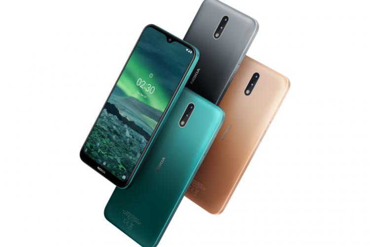 Atuamente a empresa vende apenas o modelo de entrada 2.3 no Brasil; planos incluem aumento do portfólio e fabricação nacional (Foto: Divulgação/Nokia)