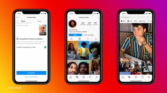O Reels aproximou o Instagram do Tik Tok e colocou o app norte-americano em competição direta com o asiático