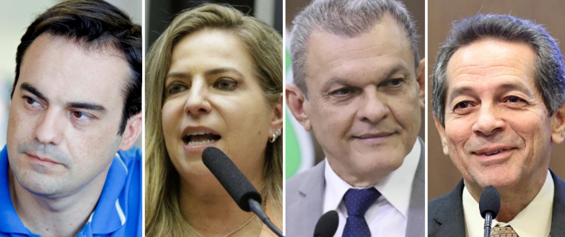 Primeira pesquisa Ibope para o cenário em Fortaleza foi divulgada na tarde desta quarta-feira, 14 de outubro