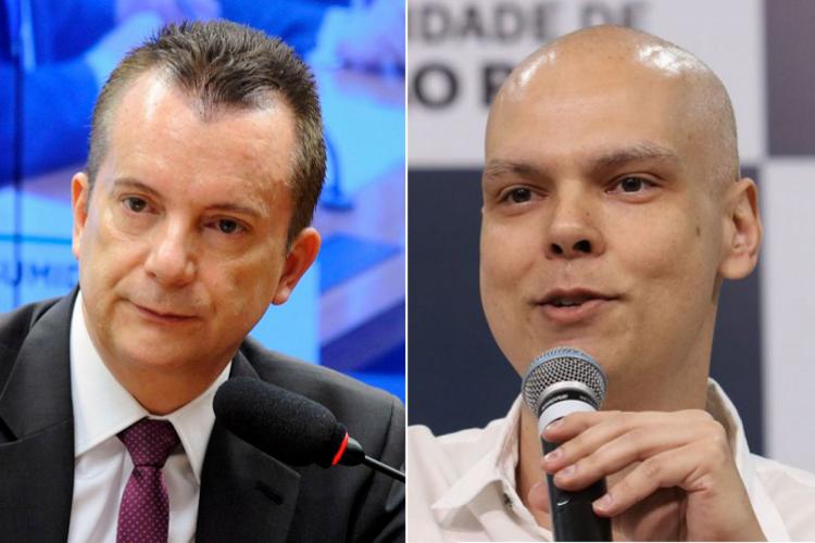 Como é a margem de erro da pesquisa é de três pontos porcentuais, Covas e Russomanno podem ter 23% das intenções de voto. (Foto: Divulgação)