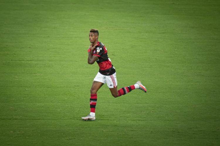 Bruno Henrique, atacante do Flamengo (Foto: ALEXANDRE VIDAL/FLAMENGO/DIVULGAÇÃO)