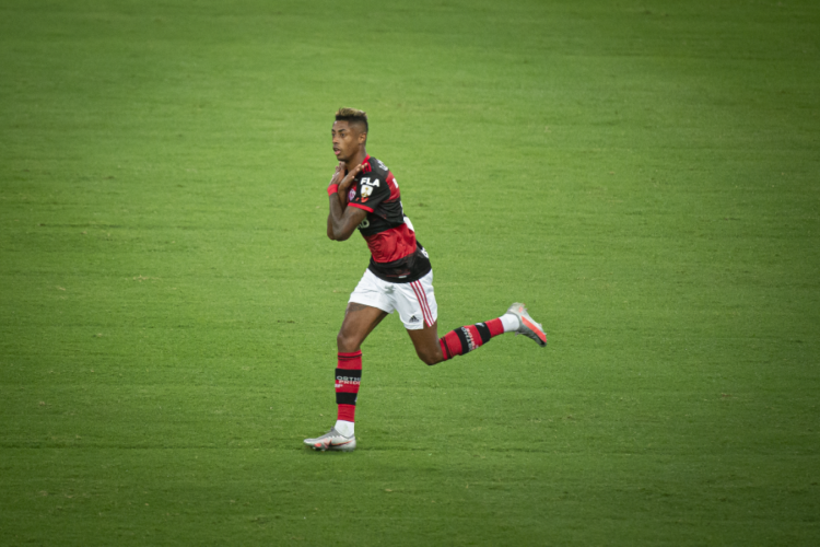 Flamengo de Bruno Henrique enfrenta hoje o Bragantino; veja onde assistir ao vivo à transmissão e qual horário do jogo (Foto: ALEXANDRE VIDAL/FLAMENGO/DIVULGAÇÃO)