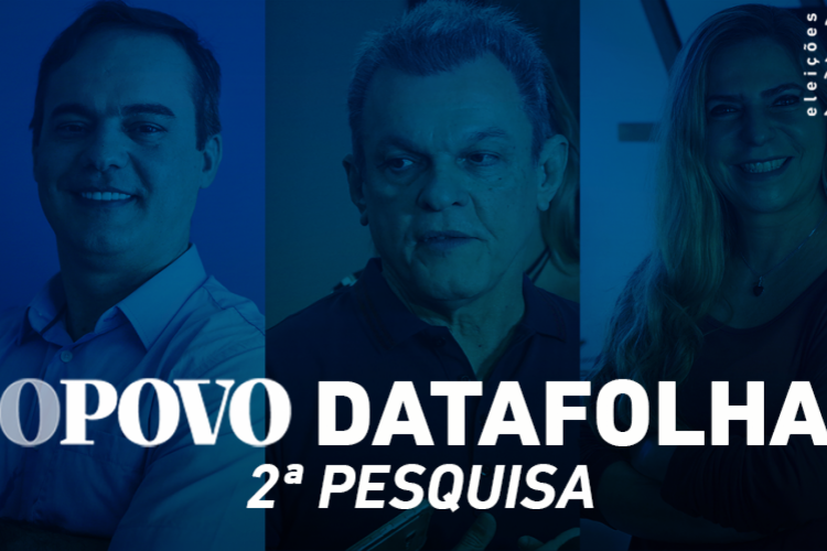 Capitão Wagner, Sarto Nogueira e Luizianne Lins (Foto: O POVO)