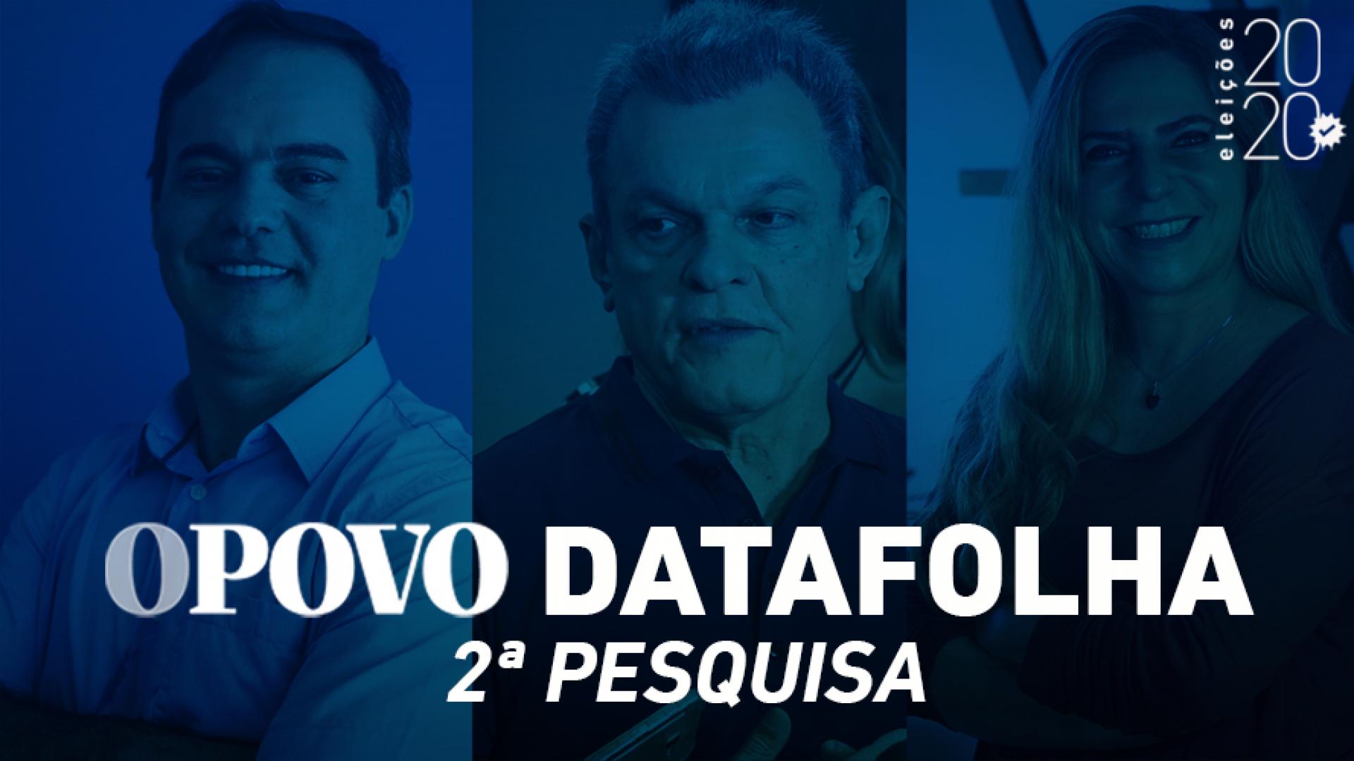 Capitão Wagner, Sarto Nogueira e Luizianne Lins