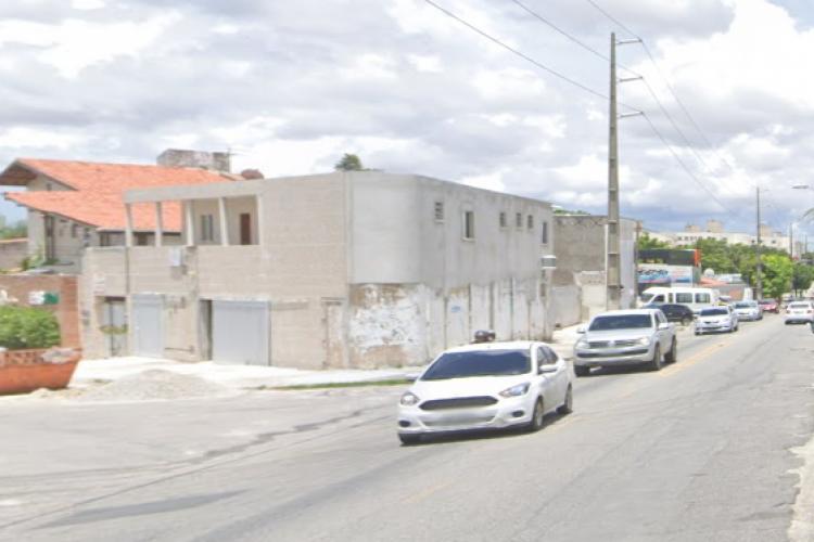 Avenida José Leon, na Cidade dos Funcionários (Foto: REPRODUÇÃO/GOOGLE STREET VIEW)