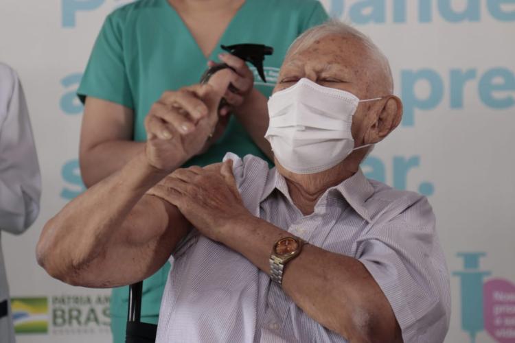 Como é definido quem está sendo vacinado e o que será preciso fazer para se  vacinar | Coronavírus em Fortaleza, Ceará e Mundo - Últimas Notícias no O  POVO Online