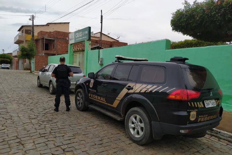 Operação Tantos, da Polícia Federal (Foto: DIVULGAÇÃO/POLÍCIA FEDERAL)