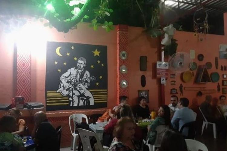 Casa da Sobra Bar e Restaurante, no Montese (Foto: REPRODUÇÃO/INSTAGRAM)