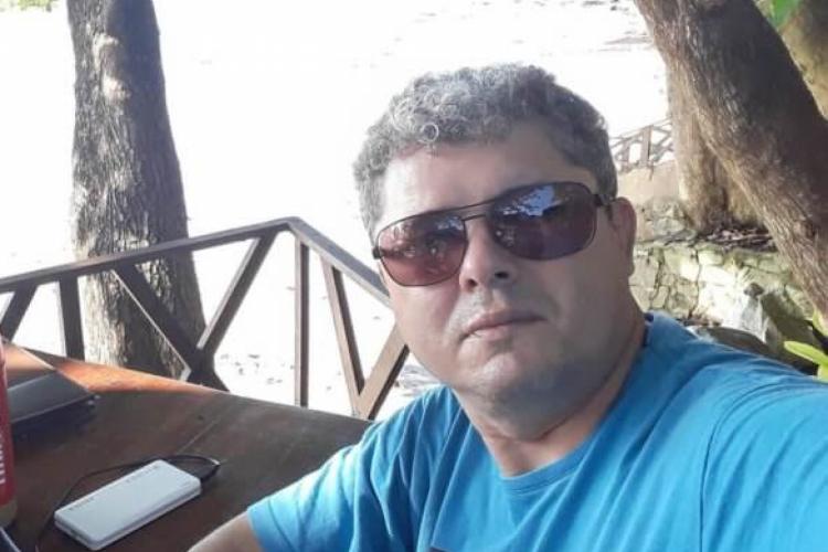 O Oficial de Justiça José Afonso Soares morreu na tarde desta sexta-feira, 5, após passar 51 dias internado. (Foto: Arquivo/ Sindojus )