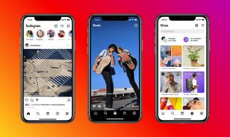 Ferramenta Reels foi criada pelo Instagram para competir com o TikTok; novas regras buscam evitar que usuários