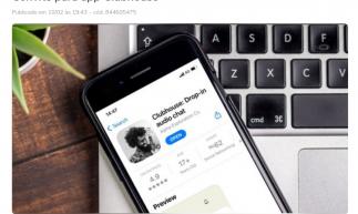 Convites da rede social Clubhouse têm sido vendidos na internet por valores de até R$ 500; comprar a entrada no aplicativo, no entanto, pode ter riscos